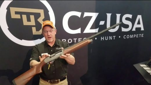 CZ-USA Shotgun Product Manager and Pro Shooter David Miller talks about the new the CZ Model 1012
