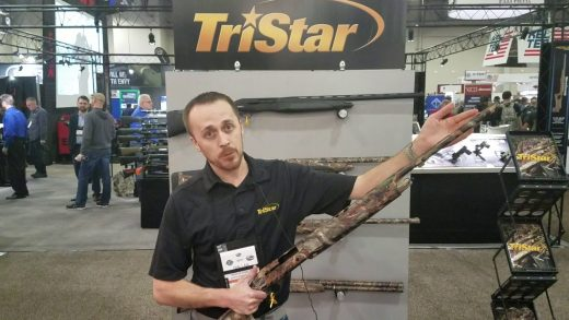 Dallas Nelson at TriStar Arms tells us about the TriStar Viper G2 .410 Camo.