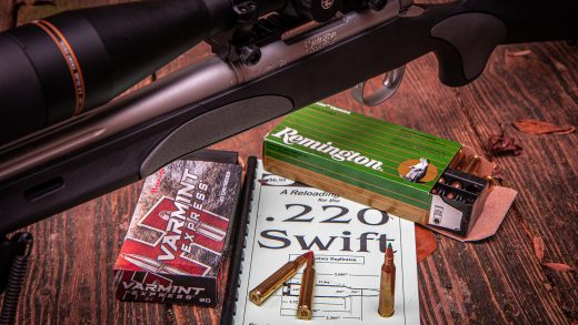 Clouds in my coffee and the .220 Swift