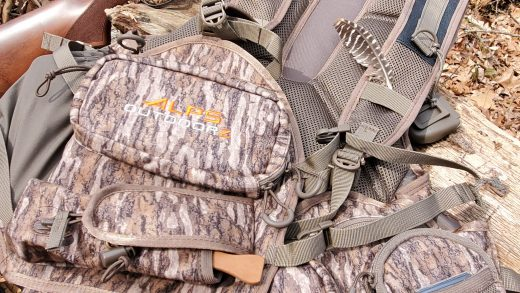 Review: ALPS Outdoorz Grand Slam Turkey Vest: A place to sit when you dont have one…..