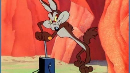 New 411 on the canine we all love to hate, Wile E. Coyote